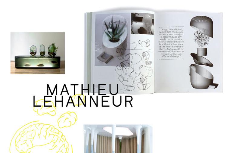 Inspiration for French designer
