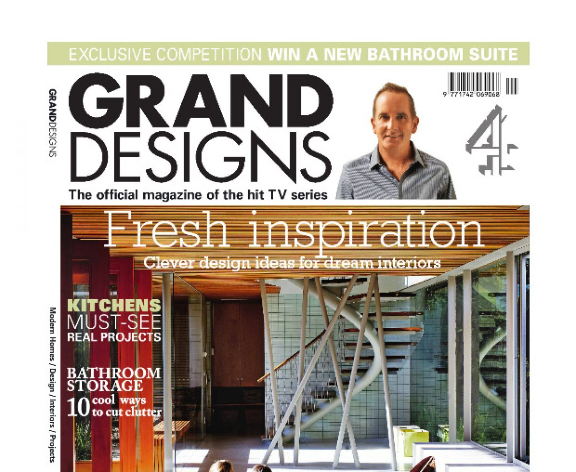 I love Grand Design Magazine