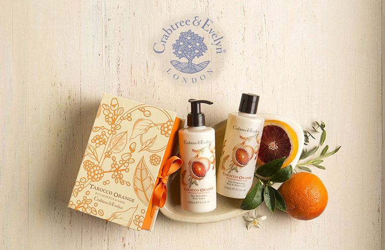 Designing for Crabtree & Evelyn