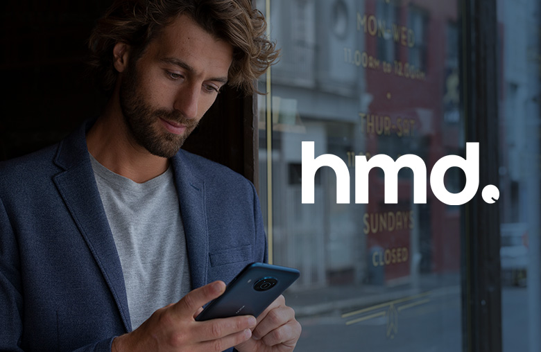 New client: HMD Global, agency of Nokia